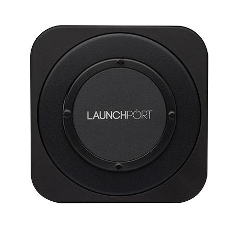 iport launchport wallstation punkt 3 bild und ton. Black Bedroom Furniture Sets. Home Design Ideas